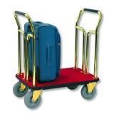 Тележки для гостиничного багажа