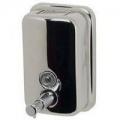 Дозатор  для жидкого мыла метал арт. 1402.100 В наличии